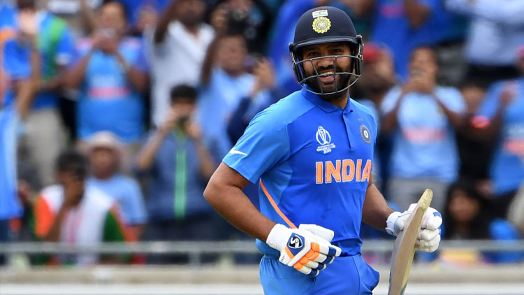 Rohit Sharma in World Cup 2019