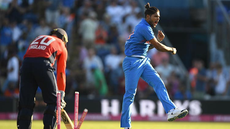Umesh Yadav - 106 Wickets