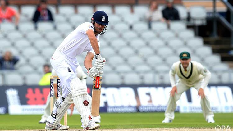 Leg before wicket (LBW)