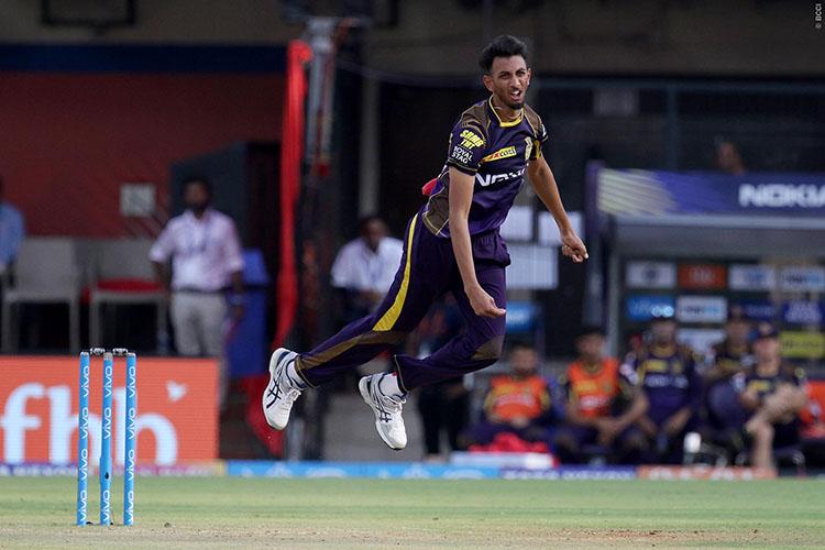Indian Cricket Team Prasidh Krishna