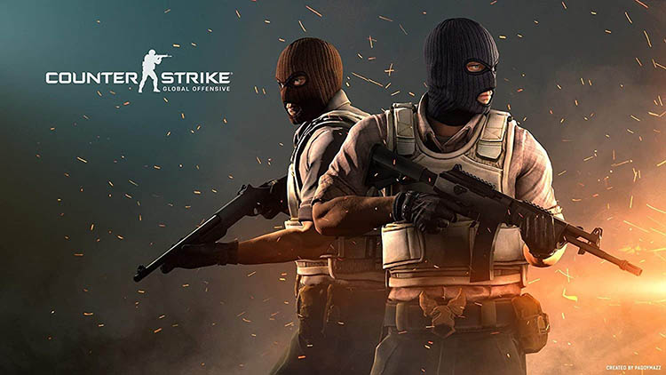 Counter-Strike Global Offense (CS: GO)