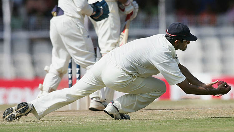 Most Catches by a Non-Wicket Keeper