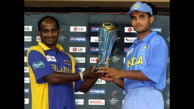 Cricket Facts - Which country did India share the 2002 ICC Champions Trophy with?