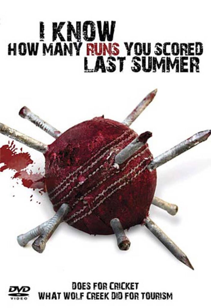 I Know How Many Runs You Scored Last Summer (2008)