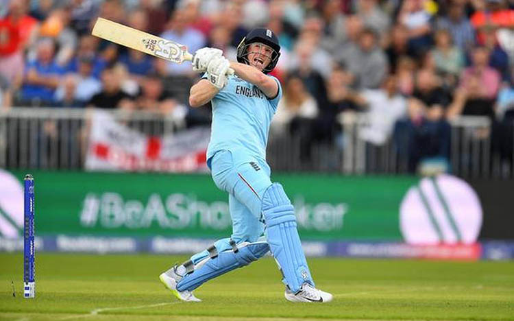 Top 10 Batsmen with Most Sixes in an ODI Innings - Eoin Morgan