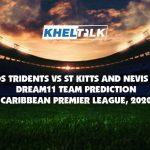 SKN vs BAR - Dream11 Team Prediction | Match Prediction | Pitch Report | Toss prediction – Caribbean Premier League 2020