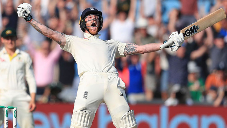 England has Embraced an Attacking Style Cricket