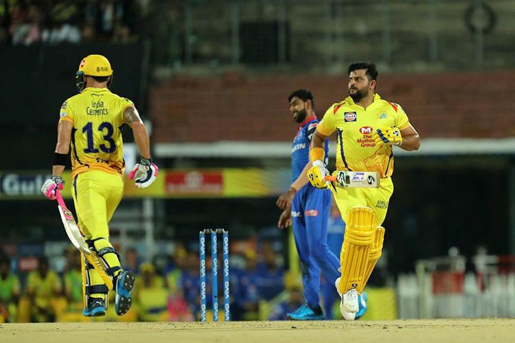 Delhi Capitals Vs Chennai Super Kings