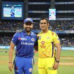 CSK vs MI Head to Head Records in IPL History