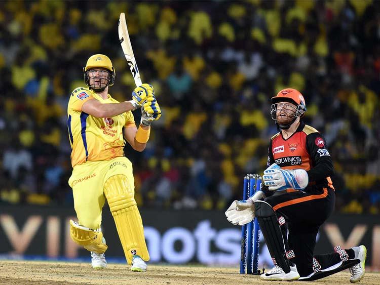 Sunrisers Hyderabad Vs Chennai Super Kings