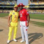 CSK vs KXIP Head to Head Records in IPL History