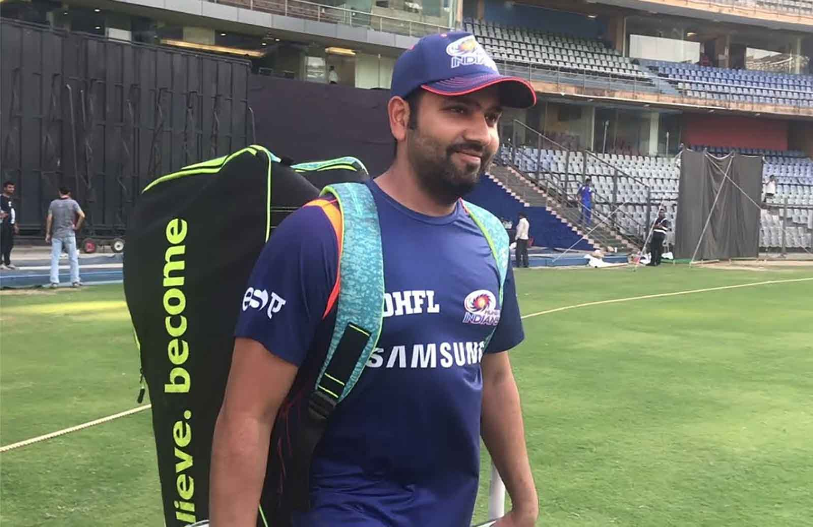 """""""Rohit Sharma or Jethalal, who is more fit"""" Twitterati trolls Indian cricketers for poor fitness regime"""