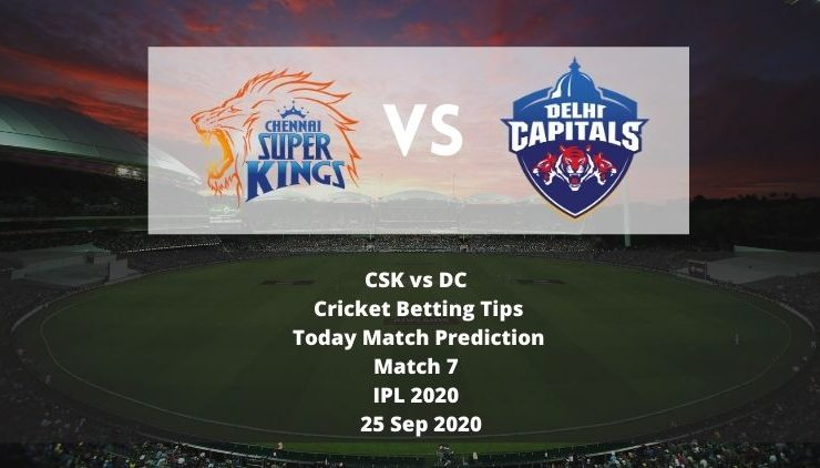 Cricket Betting Tips Today Match Prediction