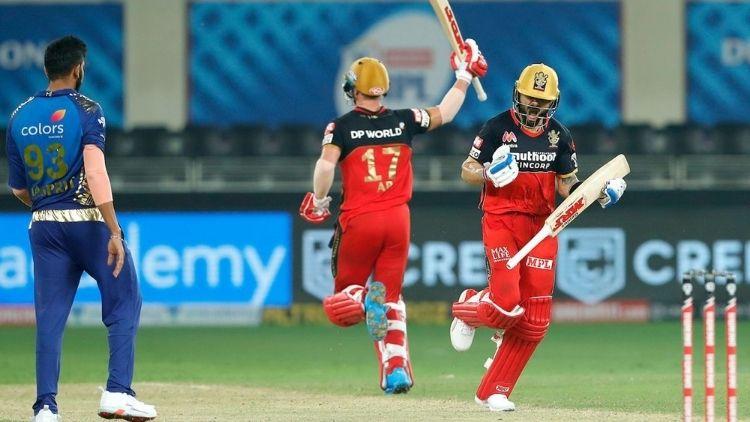nushka Sharma flaunts on social media after RCB wins it over MI
