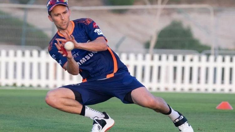 Trent Boult looks positive about Jasprit Bumrah's bowling form