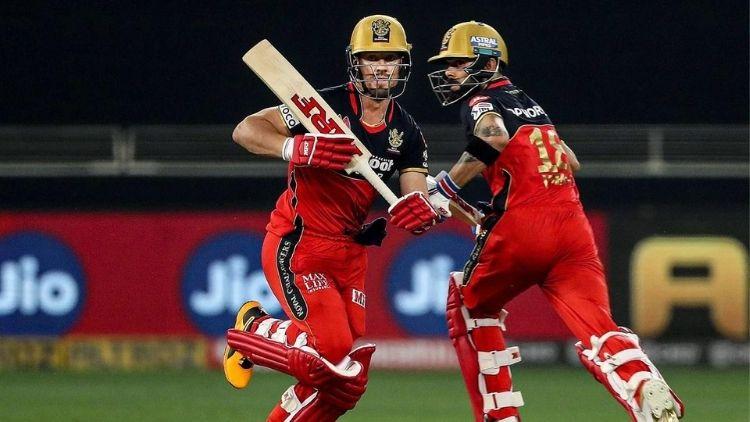 AB de Villiers smacks a swashbuckling fifty against Sunrisers Hyderabad