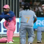 """""""Na Bhai Na"""" Yuvraj Singh reacts after Rahul Tewatia missed out on breaking his World Record"""