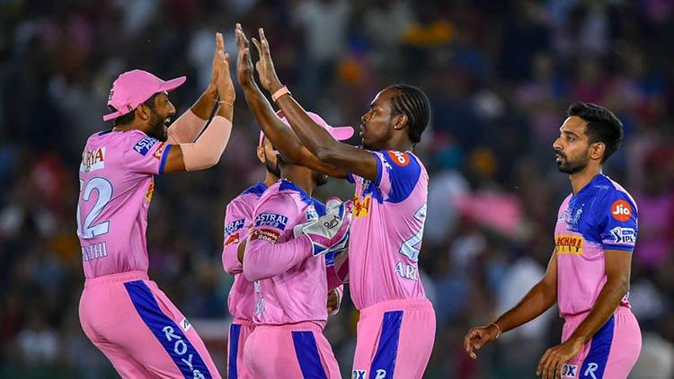 Rajasthan Royals Playing 11