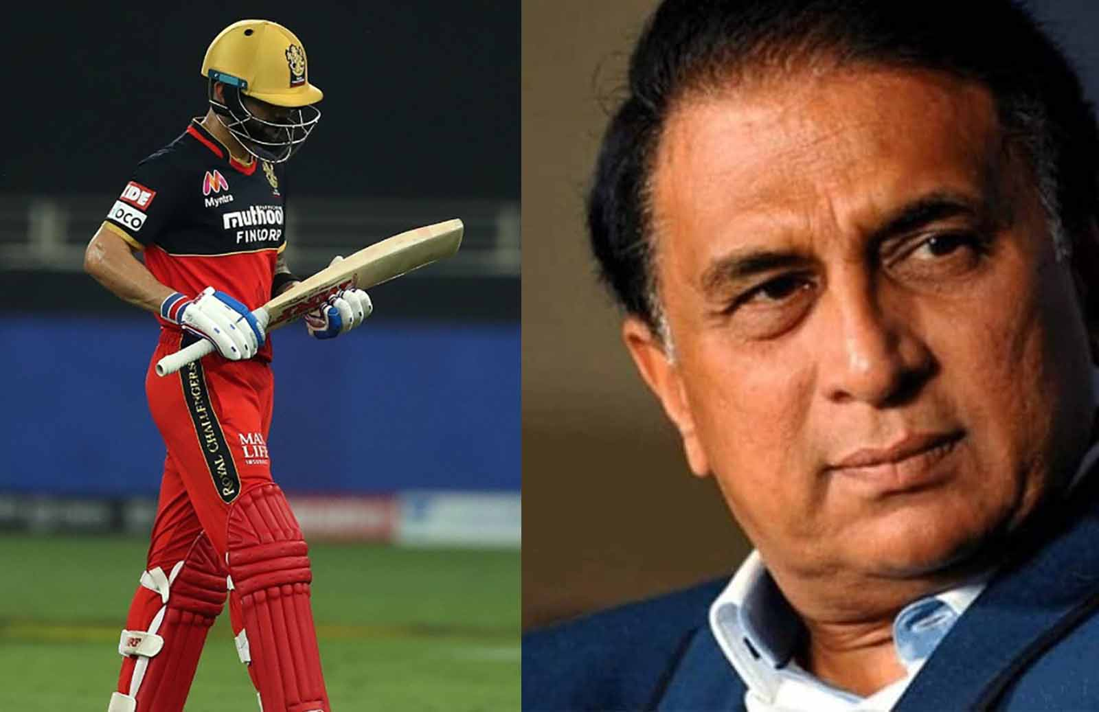 'So, what if he's had 3 quiet matches?' – Sunil Gavaskar backs Virat Kohli
