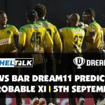 JAM vs BAR Dream11 Prediction | Probable XI | 5th September| CPL 2020