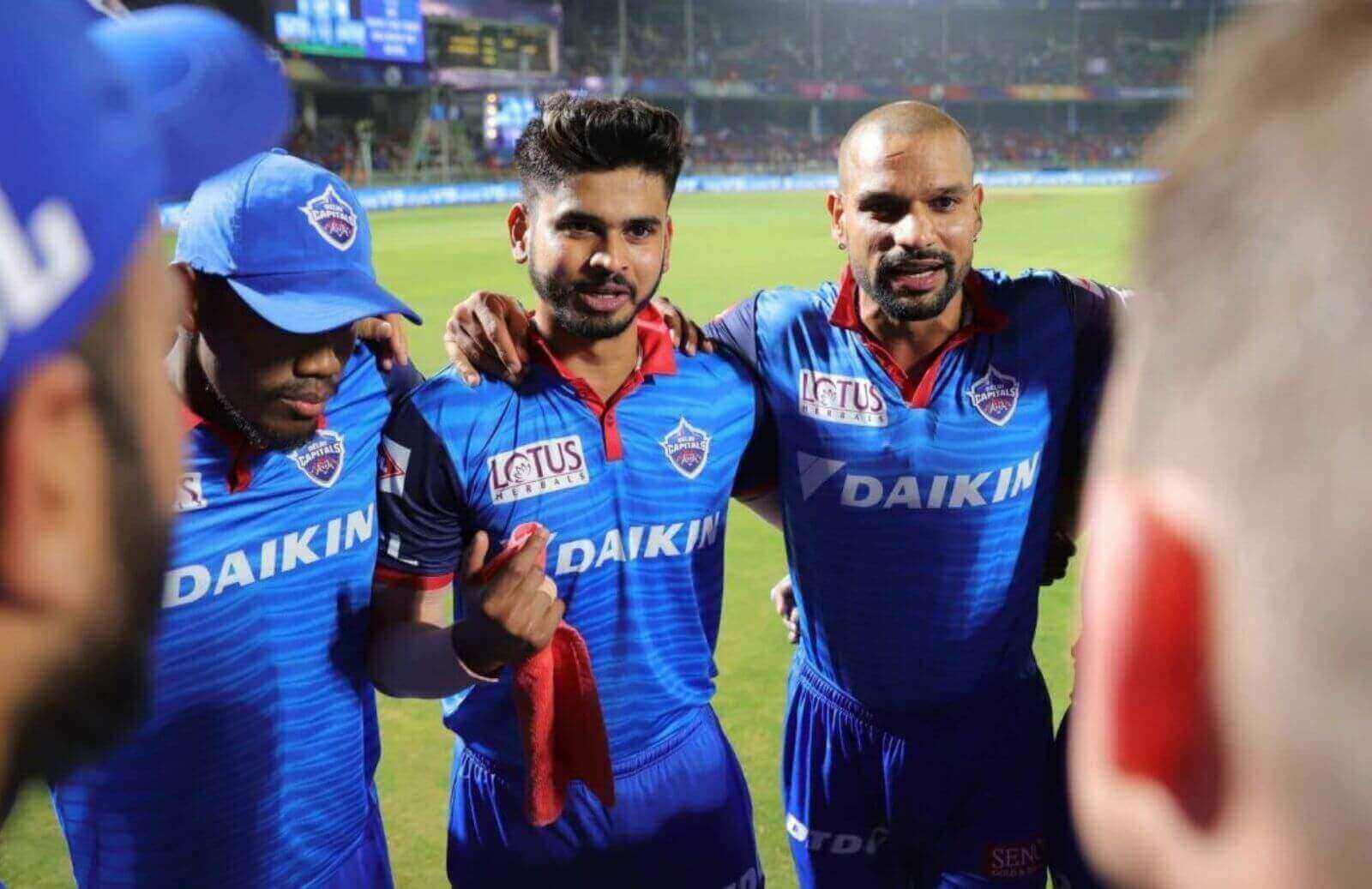 Delhi Capitals team 2020 players list | DC Playing 11| IPL 2020 Player List