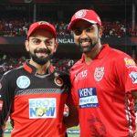 RCB vs KXIP Head To Head Records in IPL History