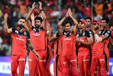 Royal Challengers Bangalore vs Kings XI Punjab