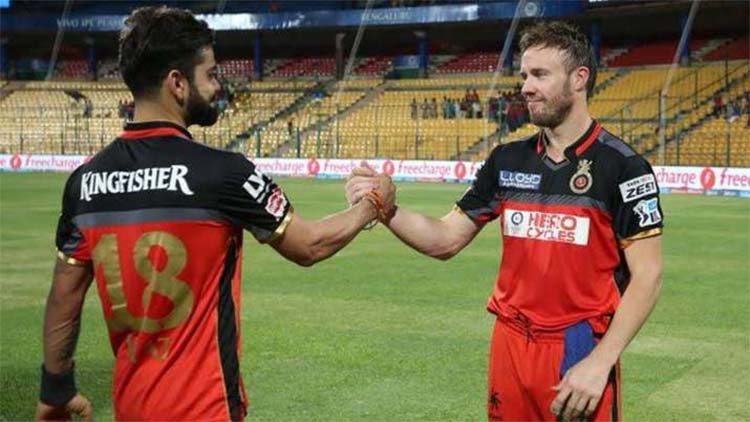 """IPL 2020: 'South African slang,'- Virat Kohli reveals why he refers to AB de Villiers as """"biscuit"""""""