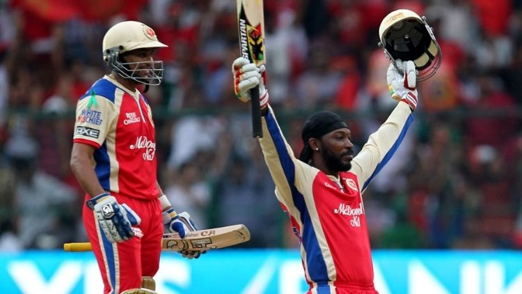 167 runs: C Gayle and T Dilshan, RCB vs PWI, IPL 2013
