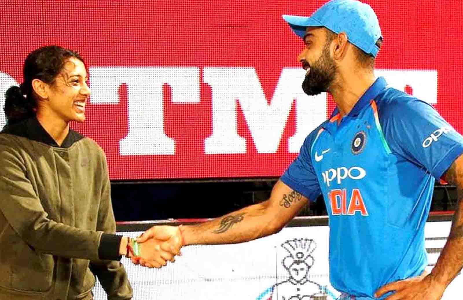 IPL 2020: Smriti Mandhana reveals the cricketers she's supporting in the tournament