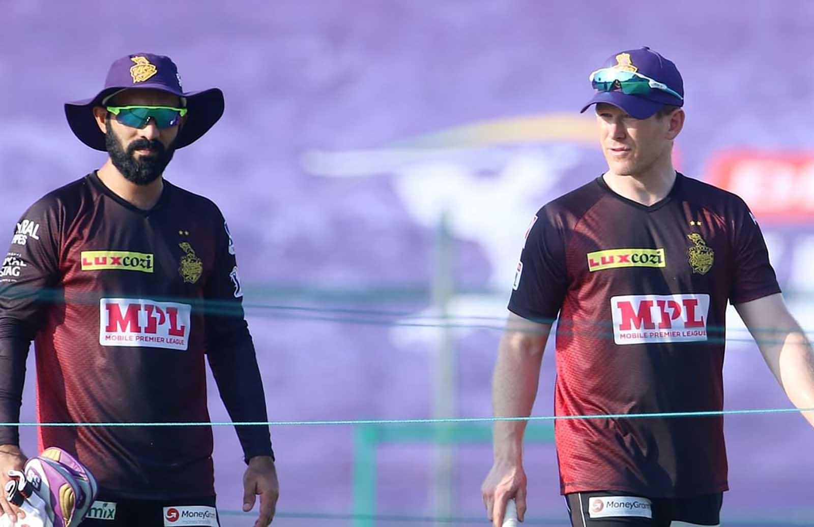 Dinesh Karthik Steps Down From Captaincy, Eoin Morgan To Lead KKR in IPL 2020