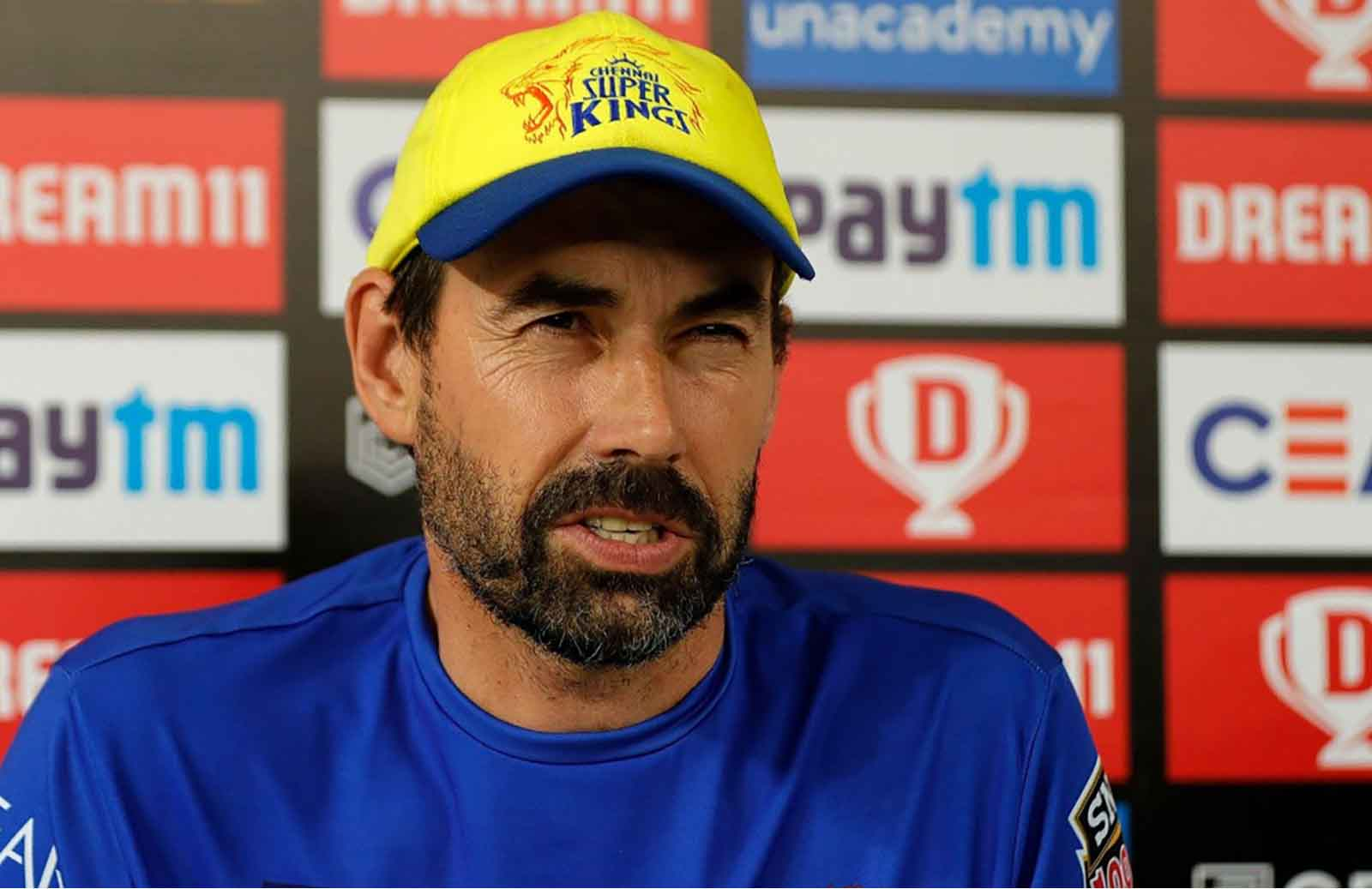 """""""May be MS Dhoni should've batted at 1,""""- Stephen Fleming jokes after CSK thrashes KXIP by 10 wickets"""