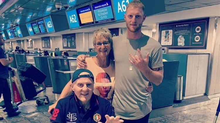 Ben Stokes on how he felt while leaving is parents