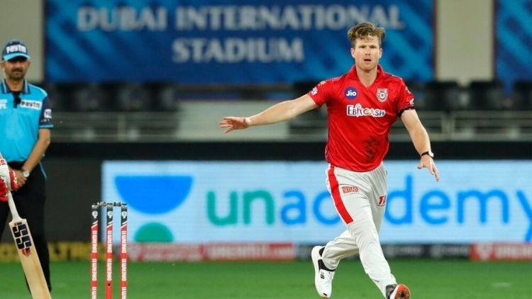 Neesham reacts after KXIP clinches win