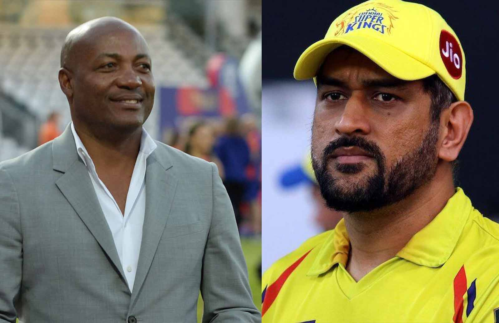 """""""MS Dhoni needs to maybe look at some other players,""""- Brian Lara suggests after CSK lost to KKR"""