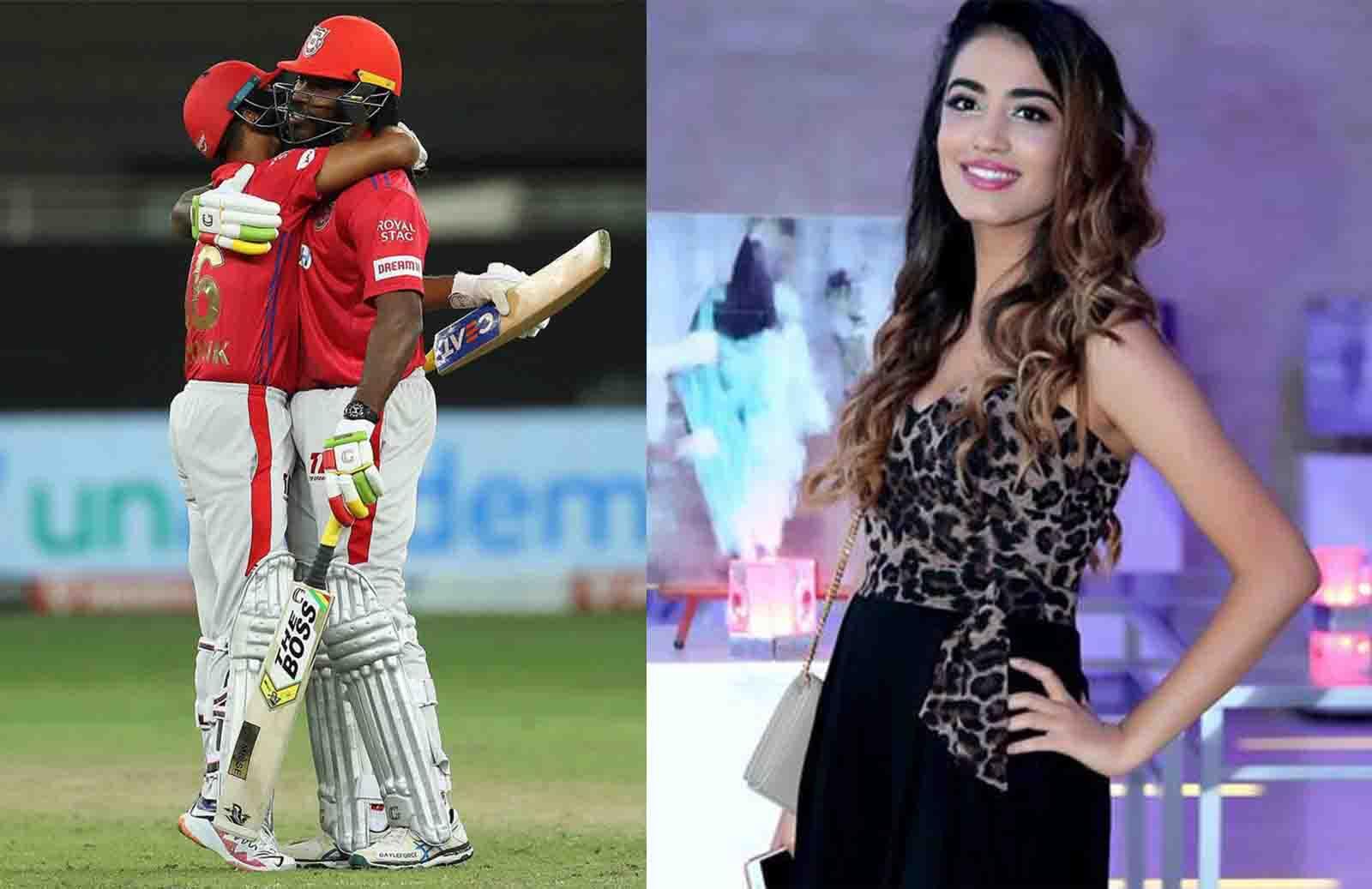 Riana Lalwani, The Mystery Girl Became Social Media Sensation after Kings XI Punjab and Mumbai Indians Game