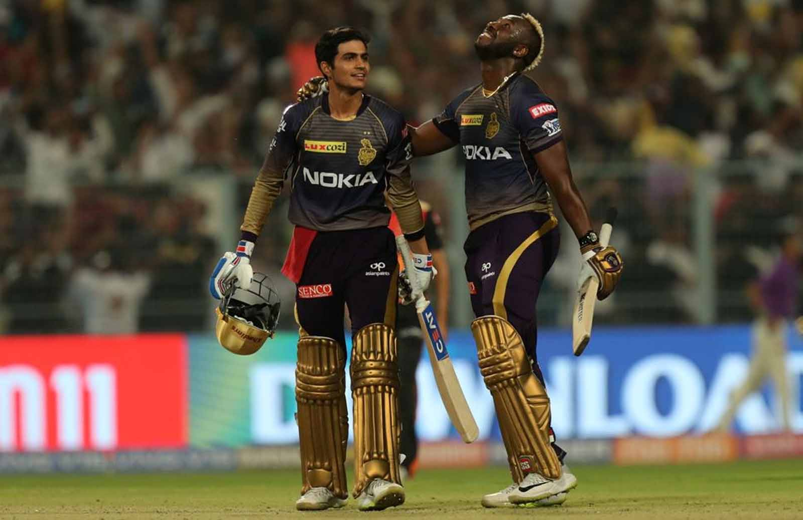 """""""Save The Best For The Last,""""- Shubhman Gill optimistic about Andre Russell Comeback With a Bang in IPL 2020"""