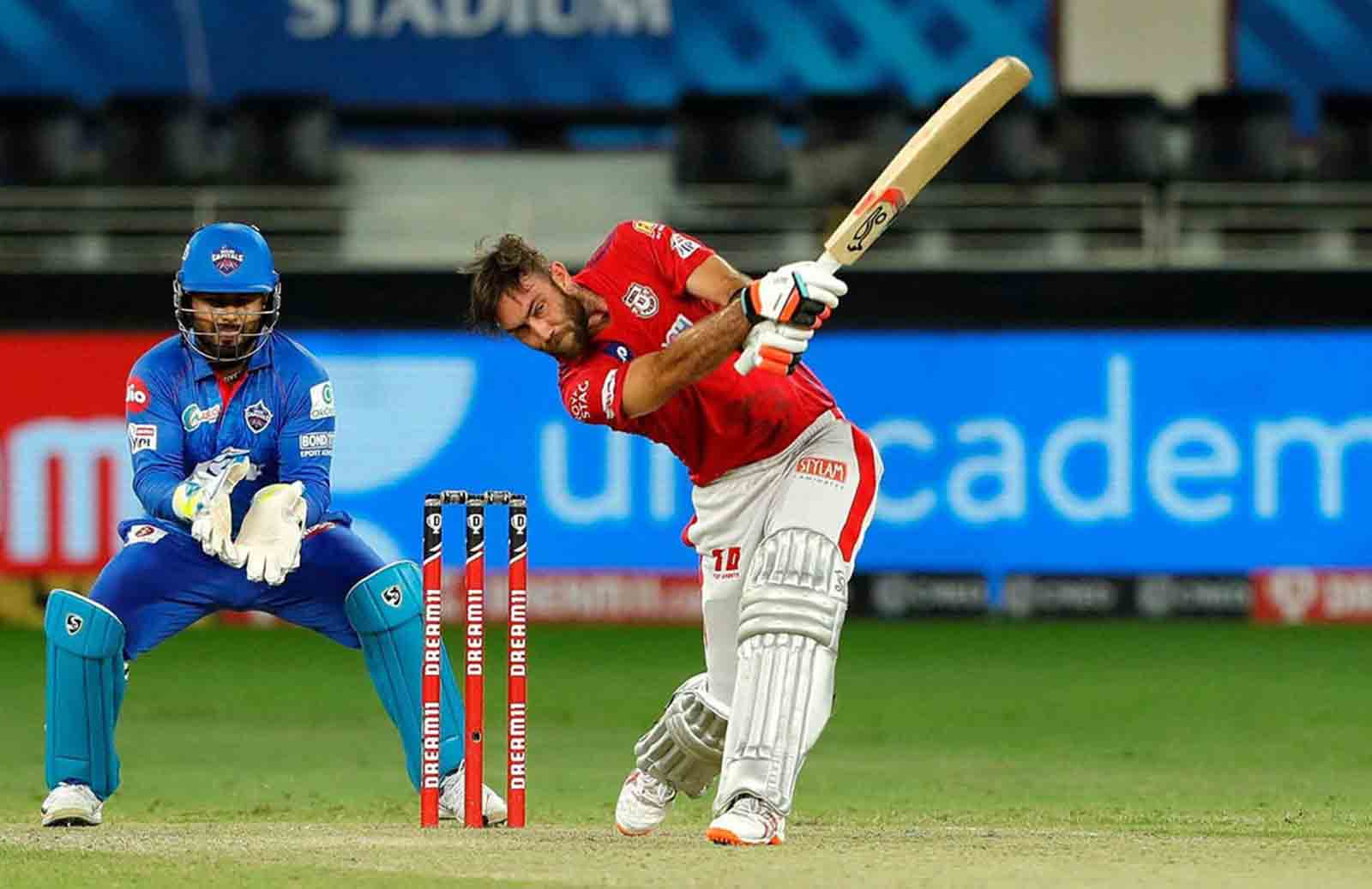 'It was important to back him' – KL Rahul Pleased With Glenn Maxwell's Performance Against DC