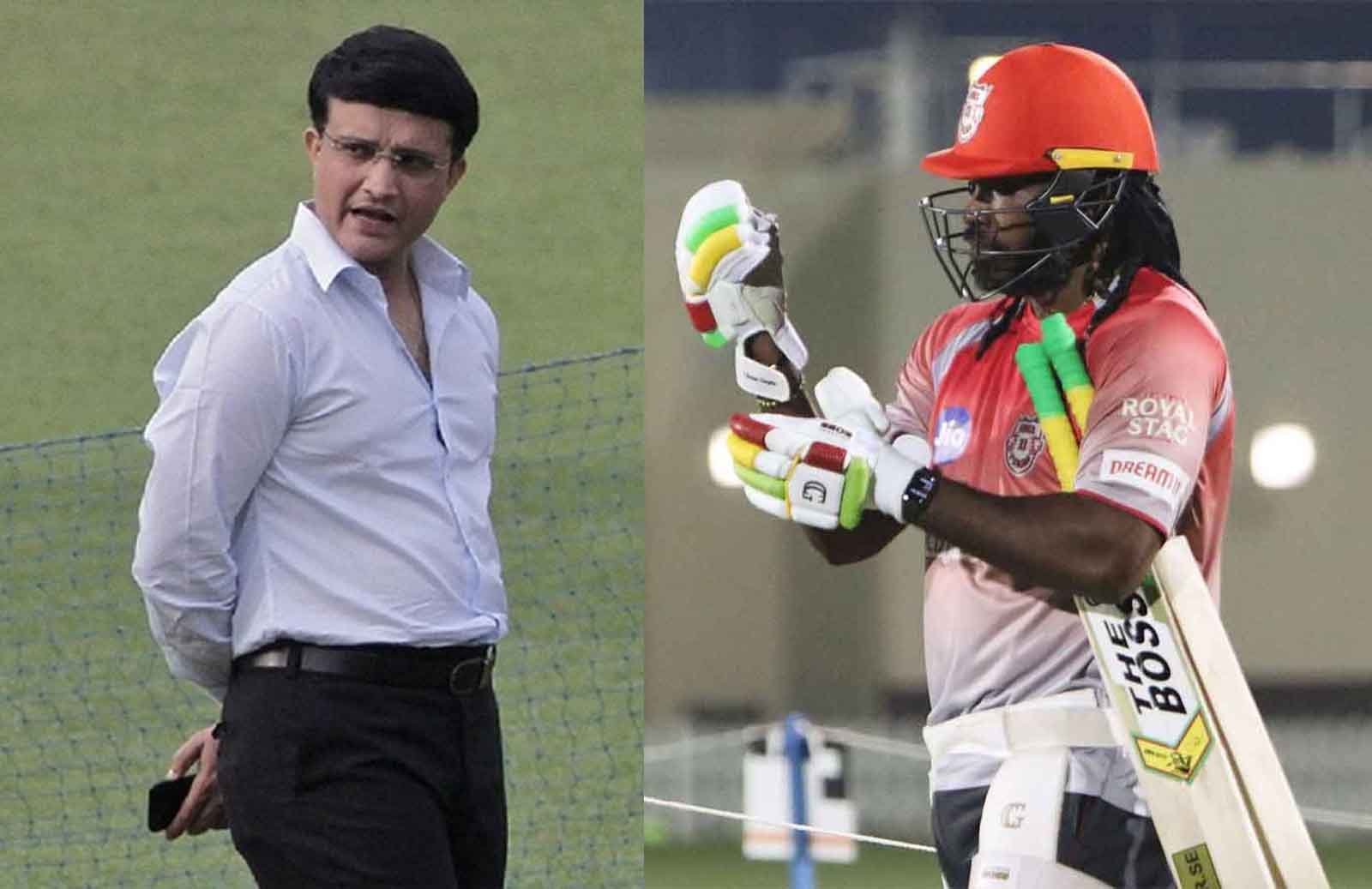 It Pinched Chris Gayle that He Has Been Made to Sit Out: Sourav Ganguly on Chris Gayle