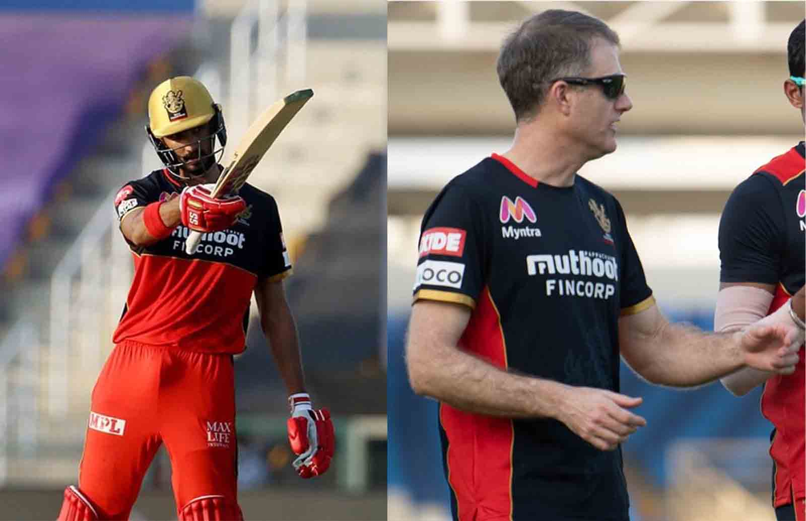 Devdutt Padikkal is batting with maturity beyond his years, says Simon Katich
