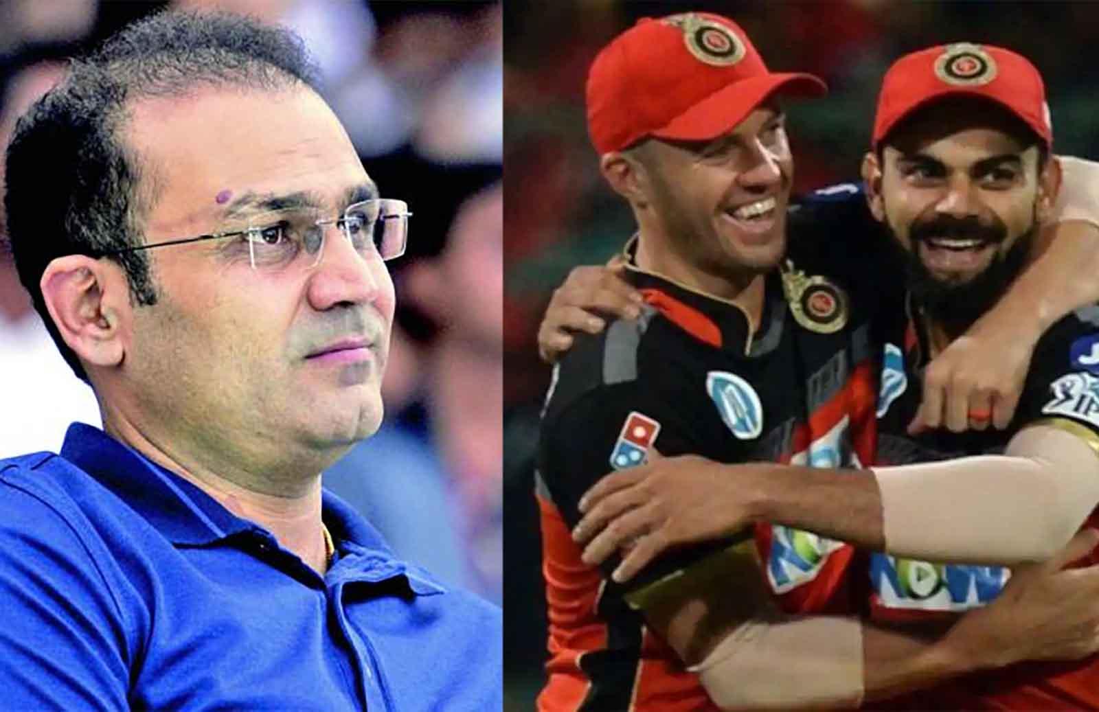 Virender SehwVirender Sehwag Trolls Virat Kohli & AB de Villiersag
