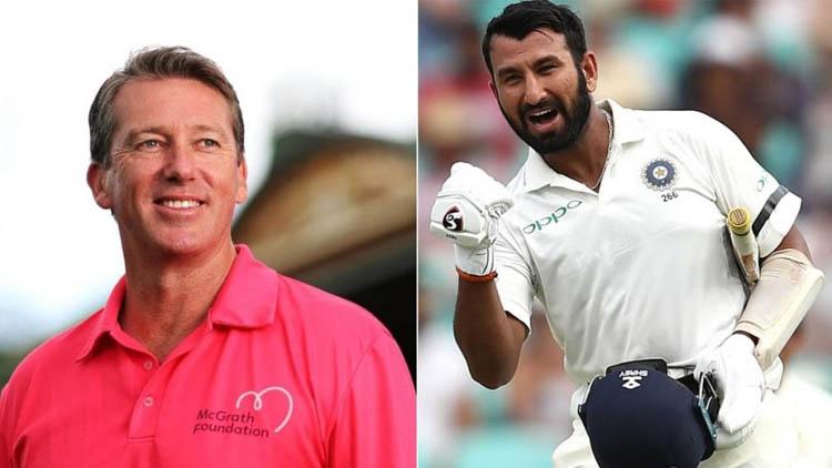 India vs Australia - Tour To Australia Will Be Difficult For Cheteshwar Pujara: Glenn McGrath