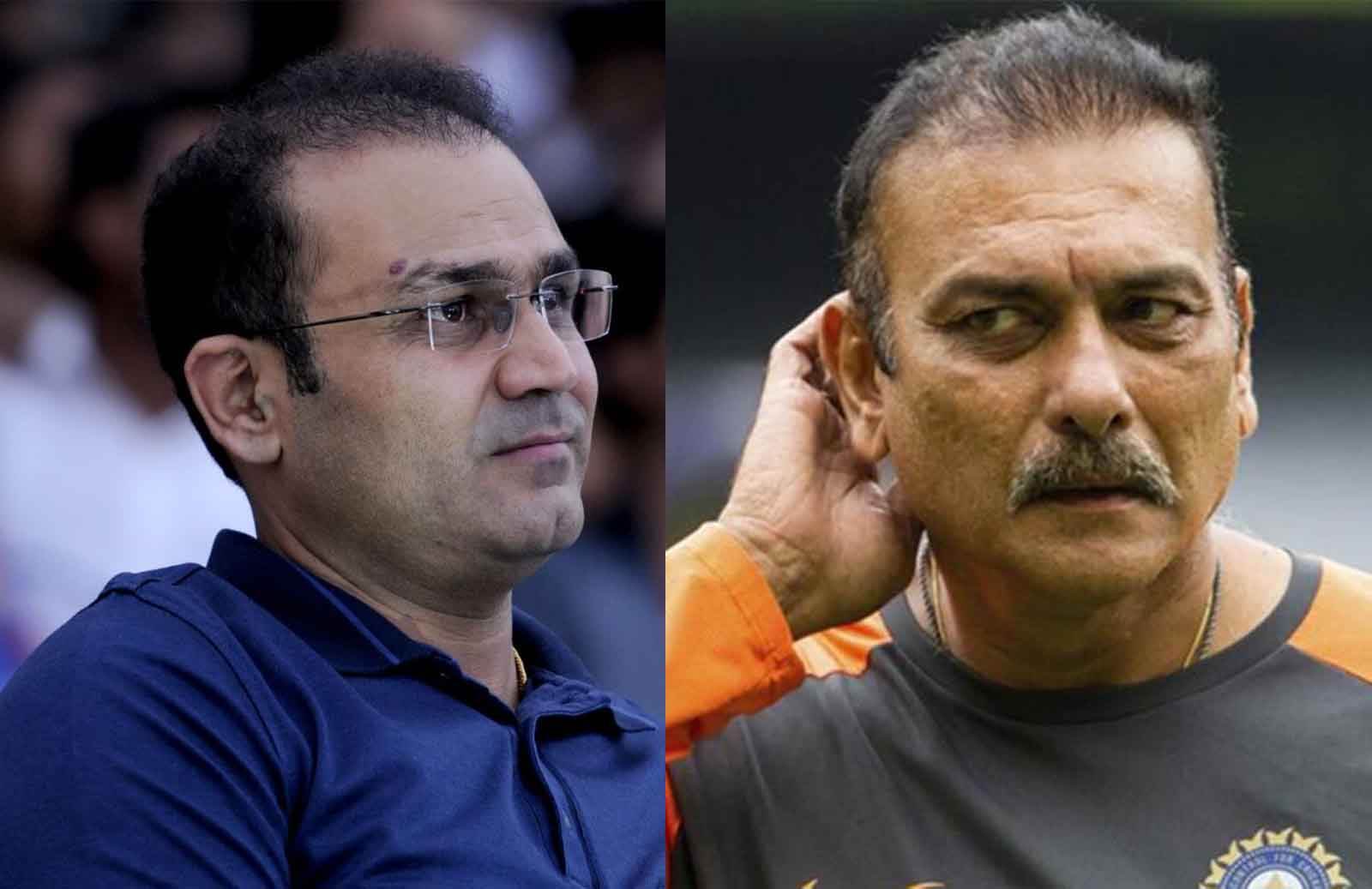"""""""He's Saying I Am Fit,""""- Virender Sehwag Lashed Out At Ravi Shastri And BCCI After Rohit Sharma Played Against SRH"""