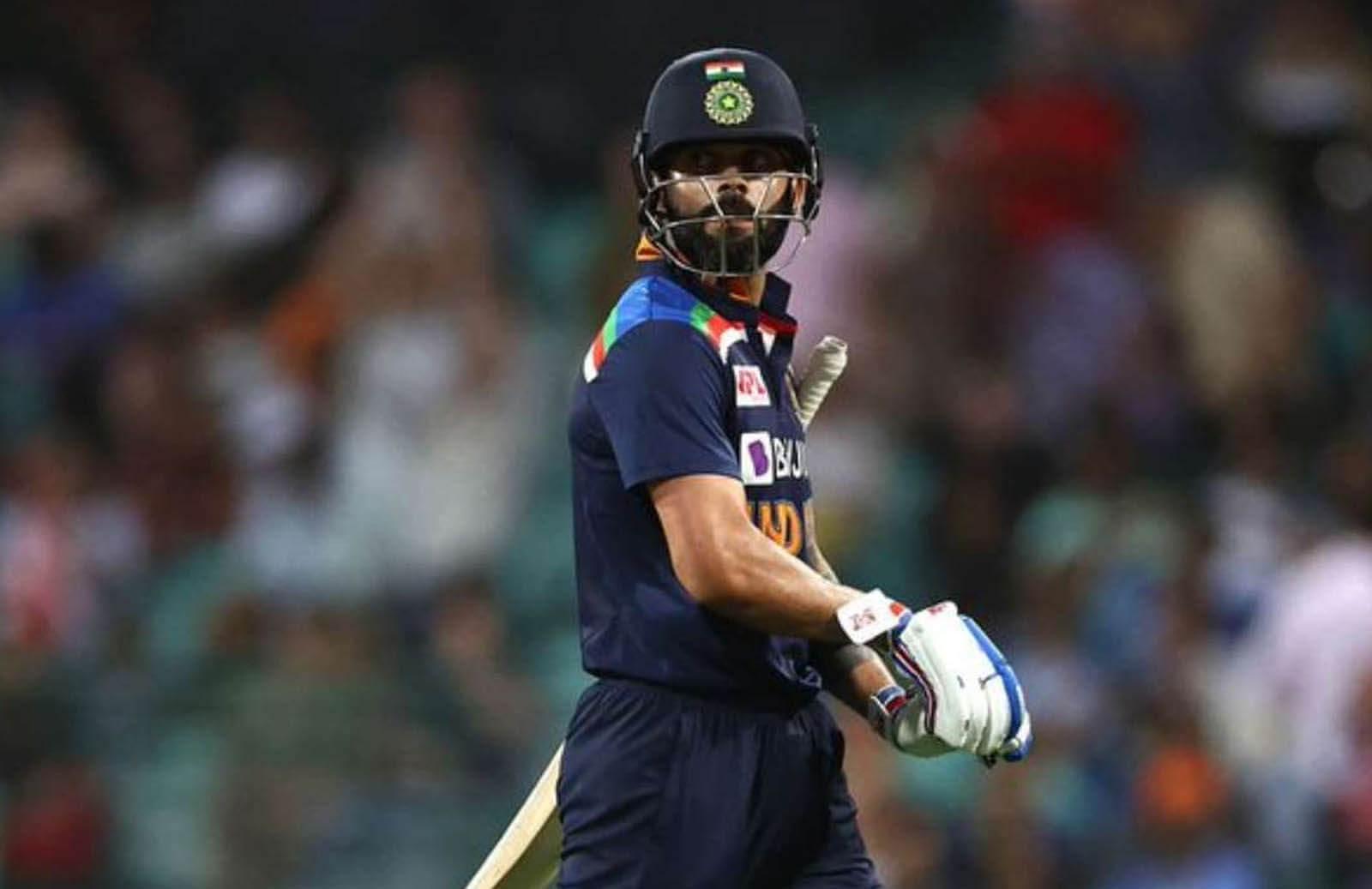 Virat Kohli Dismissed For 21 By Josh Hazlewood Against Australia in 1st ODI