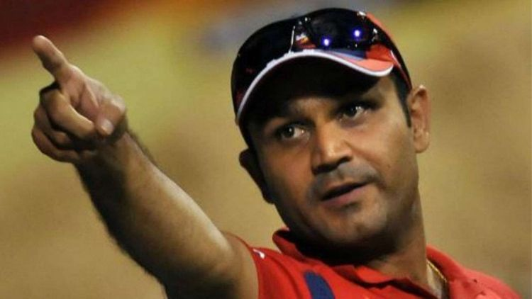 Virender Sehwag And His Own Things