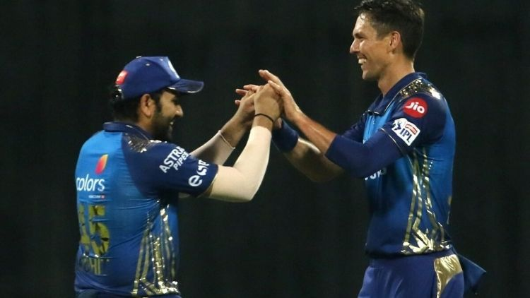 Rohit Sharma Happy With Jasprit Bumrah and Trent Boult