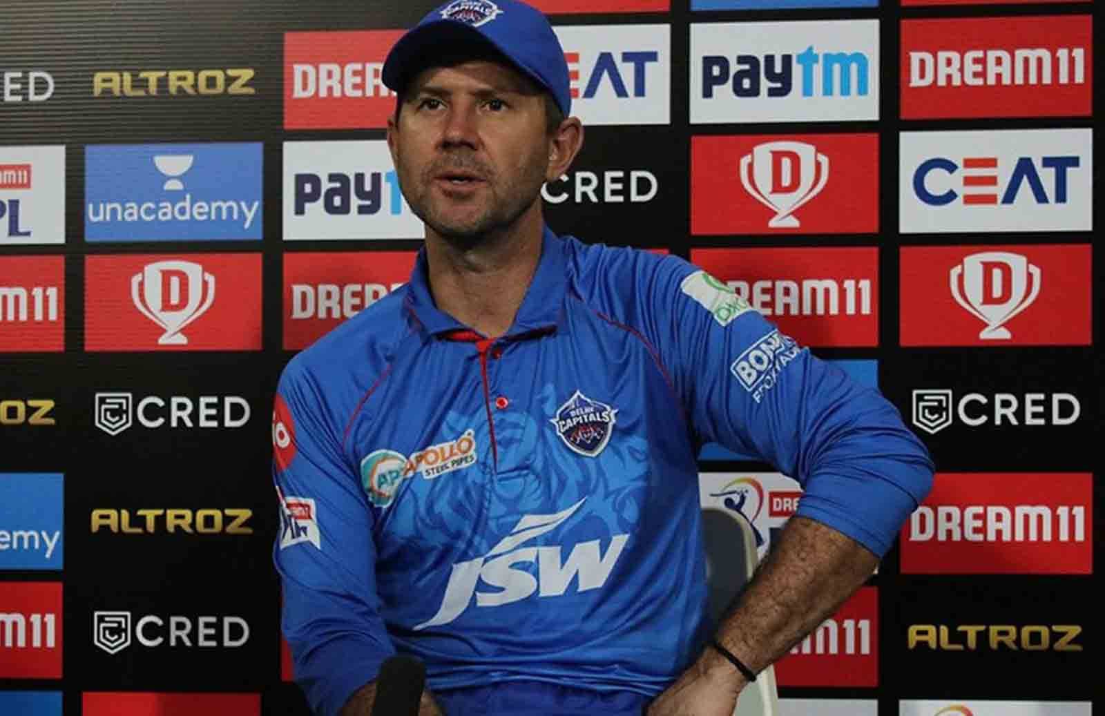 """""""It Was Mainly The Execution In The First Few Overs,""""- Ricky Ponting Disgusted With His Bowlers Performance vs MI"""