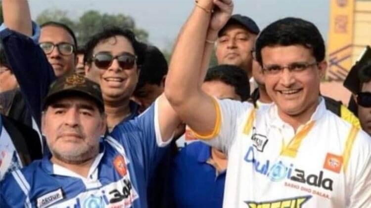 Virat Kohli To Sourav Ganguly Pay Emotional Tribute To Football Legend Diego Maradona