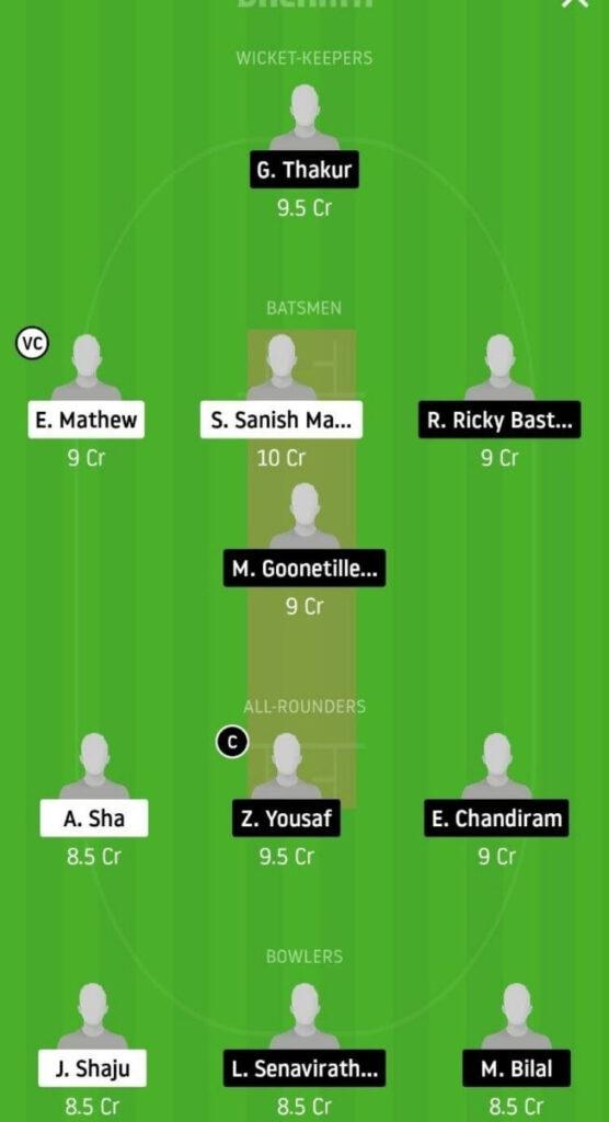 AUK vs SOC Dream11 Team Prediction _ ECS T10- Malta _ 19th match _ 1st Dec 2020 Grand League