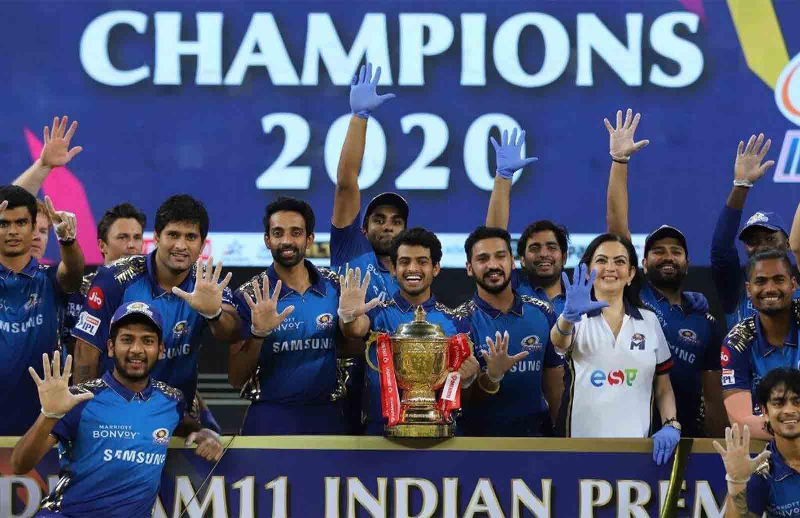IPL 2020- 'Mumbai Indians Is The Best,'- Kieron Pollard feature